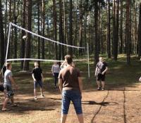 Волейбольные игры
